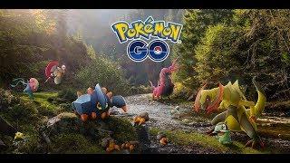 DIRECTO! Comenzamos la semana en Pokémon GO