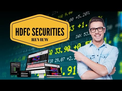 HDFC Securities Review - Overview, Trading Platforms, Pricing and more