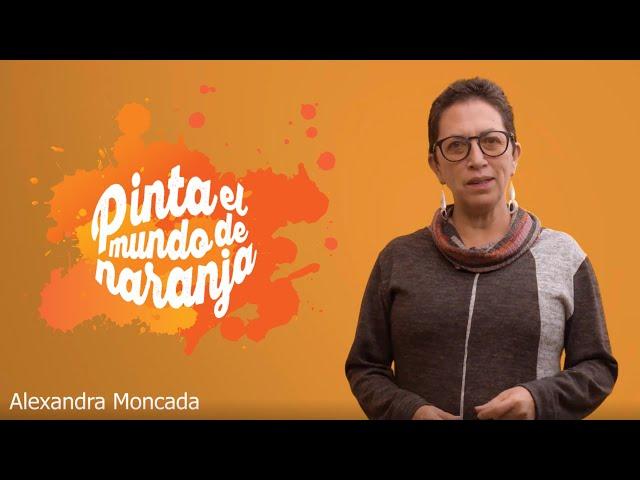 MEGECI | ¡Pinta el Mundo de Naranja: Financiar, Responder, Prevenir, Recopilar!