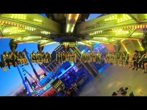 Transformer - Schmidt (Onride) Video Schueberfour Luxembourg 2019