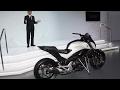 Nueva Moto Honda con riding assist nueva tecnología se mantiene sola sin piloto español