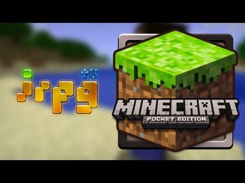 [irpg TV] Minecraft : Pocket Edition