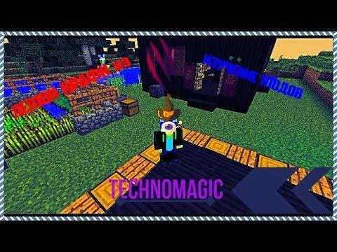 выживание на лемон кравт techno magic