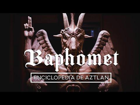 ¿Qué es Baphomet?
