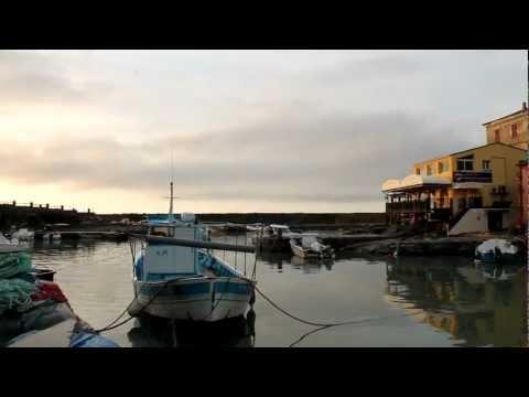Le petit port de Centuri, dans le Cap Corse