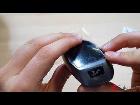 Bluetooth трансмитер за автомобил с LCD дисплей X5 HF8 17