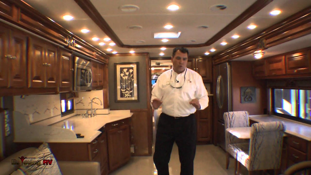 2013 Phaeton 40 Foot Class A Diesel Motor Home By Tiffin