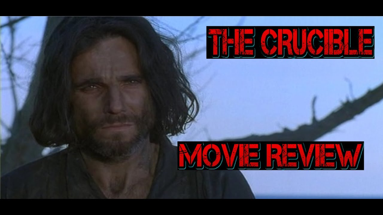 the crucible movie review Start studying the crucible-quiz questions/answers learn vocabulary, terms, and more with flashcards, games, and other study tools.
