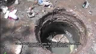 Down the Drain - Participatory Video made by sewage workers in Delhi