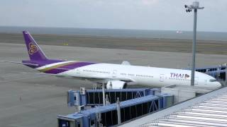 Repeat youtube video 2013/04/27 タイ国際航空 644便 / Thai Airways International 644