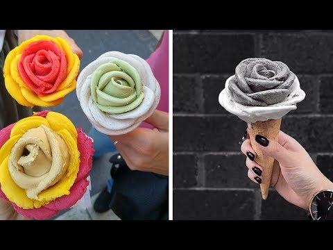 Beautiful Flower Inspired Designs and Foods!