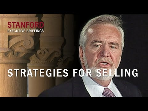 Strategies for Selling, featuring James Healy