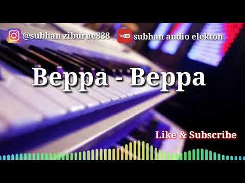 Lagu bugis elekton  Beppa Beppa