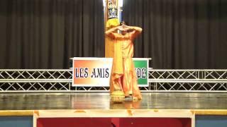 Puneet - Danse Indienne - Koi Shehri Babu - 15 Mai 2010