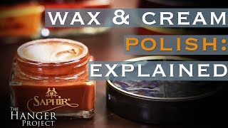 Difference Between Wax & Cream Polish: Explained