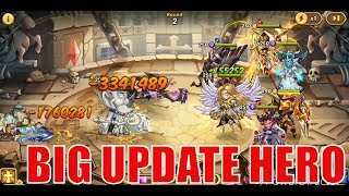 Idle Heroes (DH) - NEW UPDATE - BIG UPDATE HERO