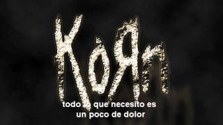 korn - somebody someone  sub español