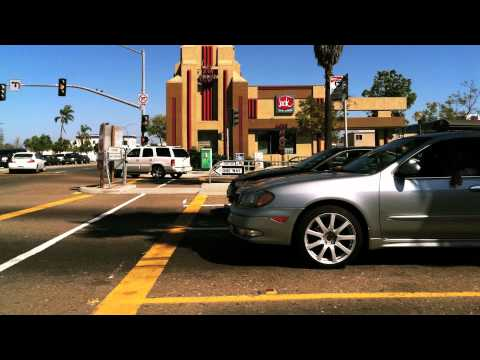 Time-lapse: Rolling Through City Heights