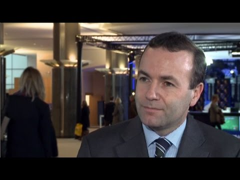 2015 crucial year for Europe, says EPP Group Chairman Manfred Weber