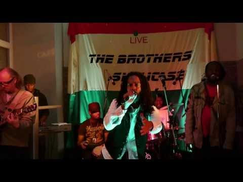 THE BROTHERS SHOWCASE UCYrecords 5/7 TAFARI TIGGY live Dortmund Germany 10-2013