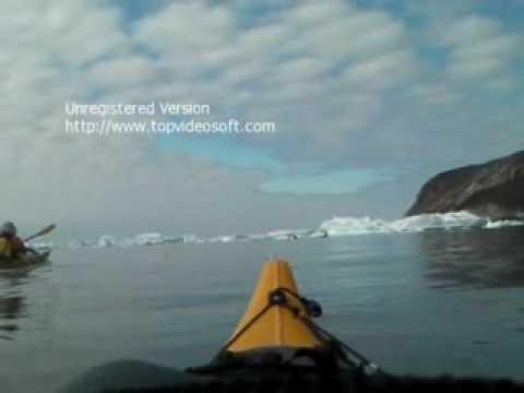 Kayak North Upernavik
