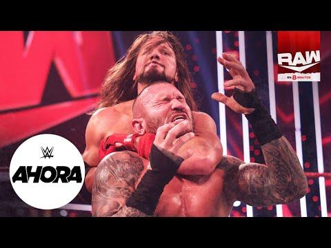 REVIVE Raw en 8 (MINUTOS): WWE Ahora, Mar 8, 2021