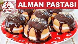 Çikolata Soslu Alman Pastası Tarifi, Nasıl Yapılır? | Pasta Tarifleri | Kadınca Tarifler