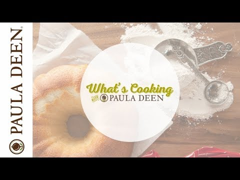 Cheeseburger Pizza - What's Cooking with Paula Deen