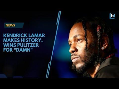 "Kendrick Lamar makes history, wins Pulitzer for ""DAMN"""