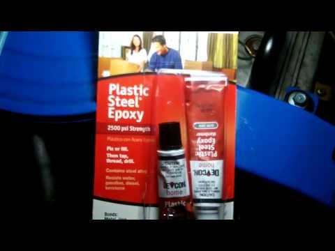 Devcon Plastic Steel_Plastik çelik epoxy.mp4