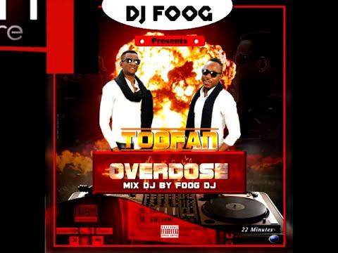 DJ FOOG - MIX OVERDOSE ALBUM TOOFAN 2015 00228 91869980