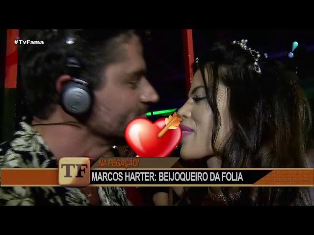 Confira os melhores momentos de Marcos Harter no Carnaval