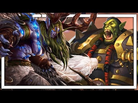 Hearthstone: The Long Game (Druid vs Shaman)