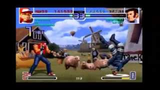 The King of Fighters 2002/2003 (PS2)(Trailer)
