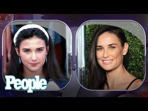 demi moore dating list