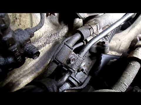 Repeat Prizm Corolla Power Steering Hose Replacement by richpin06a