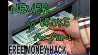 Get Money From Any Atm Free hack 2018