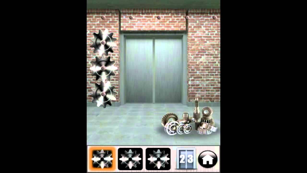 & 100 Doors Runaway - Level 23 Walkthrough - YouTube
