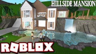 MOUNTAINSIDE COTTAGE!!! | Bloxburg Adventures! (Roblox Bloxburg)