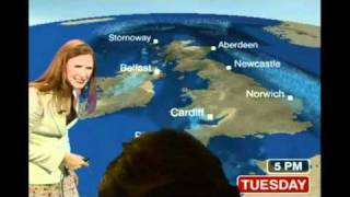 It Shouldn't Happen to a Weather Presenter - BBC Weather - BBC