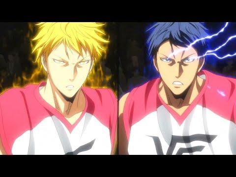 AMV - We Will Rock You [Kuroko no Basket Last Game] ᴬᴵᴺᴵᴼ