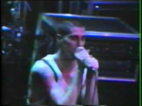 Janes Addiction live @ The Marquee, London. 04.03.1991.