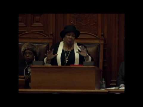 GA House Day 29- Friday, February 26, 2016