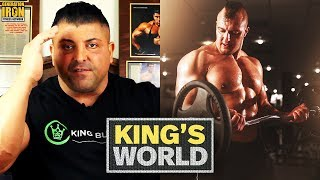 Heavy Training Vs Volume Training: Which Is Best For You?   King's World