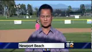 Little League Suspended In Newport Beach