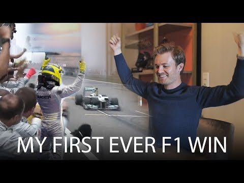 HOW I WON MY FIRST F1 GRAND PRIX IN CHINA | NICO ROSBERG | UNCUT