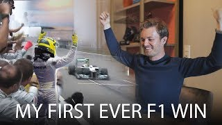 HOW I WON MY FIRST F1 GRAND PRIX IN CHINA   NICO ROSBERG   UNCUT