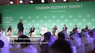 Tourism Recovery Summit in Riyadh 2021