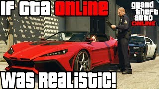 If GTA Online was realistic