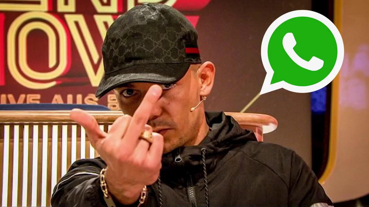 Capital Bra Whatsapp Stellungnahme Zu Money Boy Beef